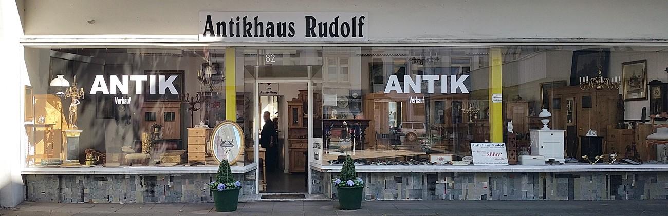 Antikhaus Rudolf Weichholzmöbel