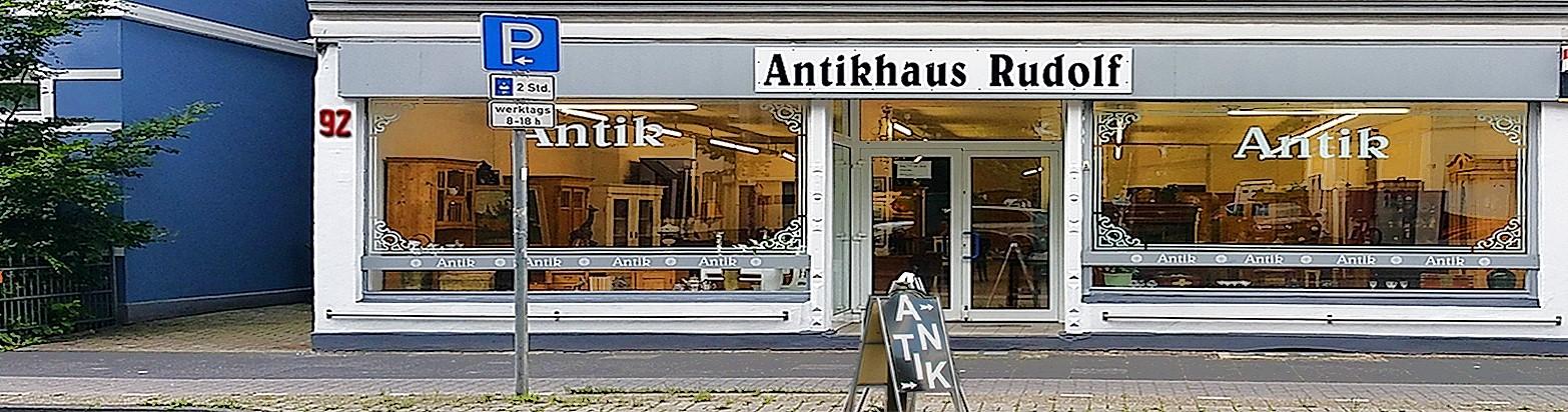 Antikhaus Rudolf Inh. Eric Ischtschuk Weichholzmöbel